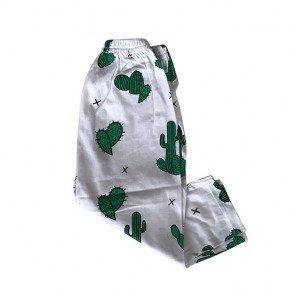 lumik-White Cactus Legging-
