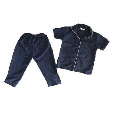 lumik-Pajamas Navy-