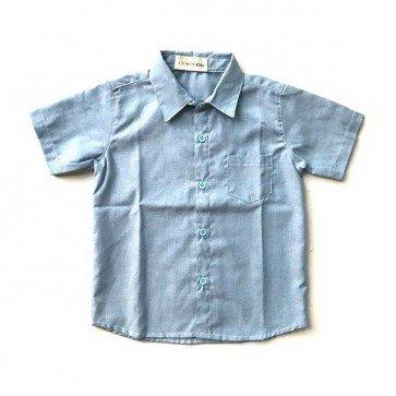 lumik-Baby Blue Baby Shirt-