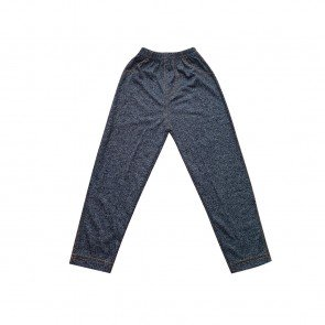 lumik-Lumik Dark Grey Plain Jegging Pants-