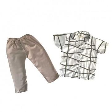lumik-Pajamas Soft Nude-