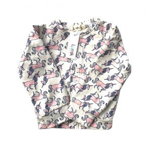 lumik-Unicorn Cardigan-