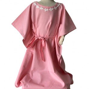 lumik-Pink Kaftan-