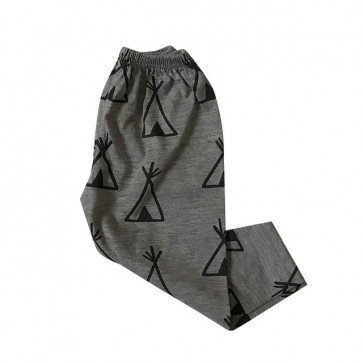 lumik-Black Tent Legging-