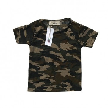 lumik-Dark Army Tee-
