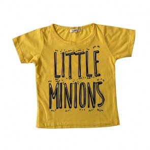 lumik-Little Minion Yellow Tee Special Store-