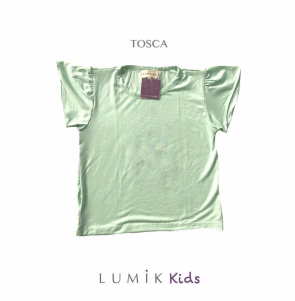 lumik-Plain Tosca Tee-