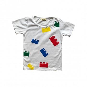 lumik-Lumik White Lego Tee Special Store-