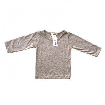 lumik-Coffee Long Sleeves-