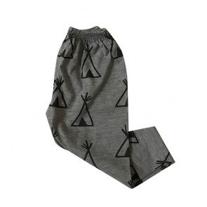 lumik-Black Tent Legging-