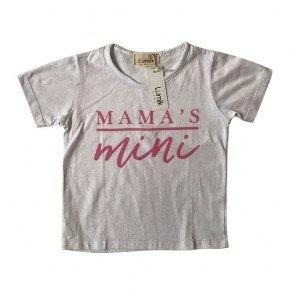 lumik-Mamas Mini White Tee Special Store-