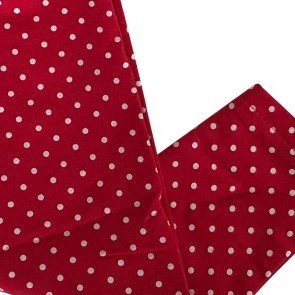 lumik-Lumik Red Polkadot Legging-