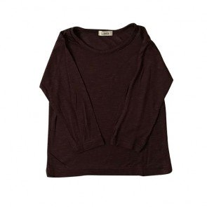 lumik-Brown Long Sleeves-