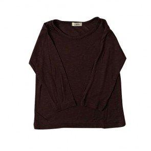 lumik-Brown Long Sleeves-