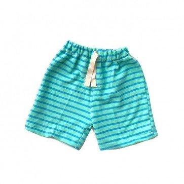 lumik-Tosca Stripes Short-