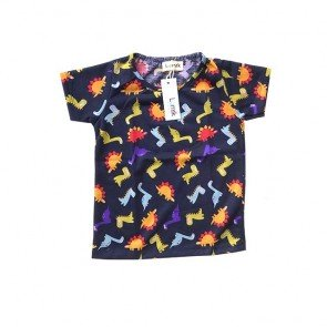 lumik-Purple Dino Tee-