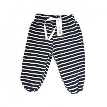 lumik-Navy Stripes Jogger-