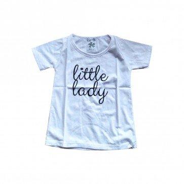 lumik-Lumik White Little Lady Tee Special Store-