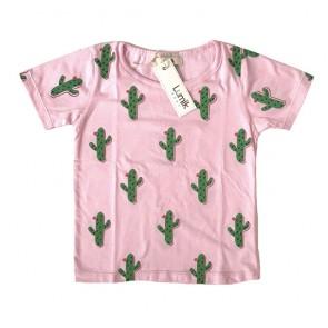 lumik-Pinky Cactus Tee Special Store-