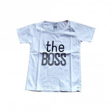 lumik-Lumik White The Boss Tee Special Store-