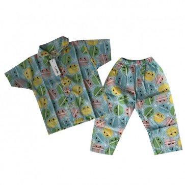 lumik-Macaron Pajama-