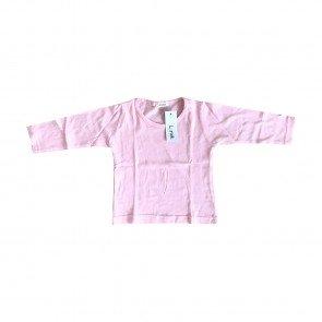 lumik-Lumik Pink Plain Longsleeve-