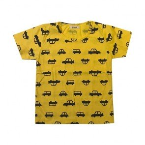 lumik-Yellow Car Tee Special Store-