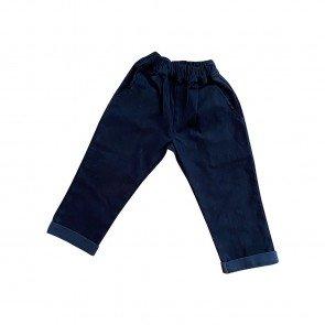 lumik-Lumik Denim Plain Chino Pants-
