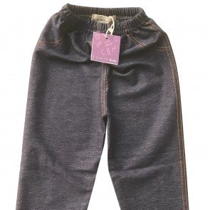 lumik-Navy Jegging-
