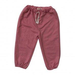 lumik-Lumik Dusty Pink Plain Jogger-