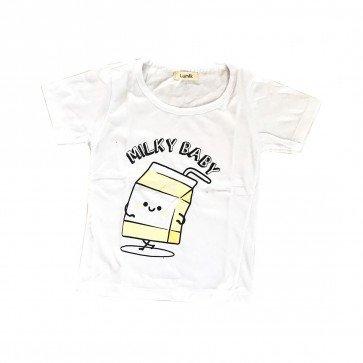 lumik-Lumik White Milky Tee Special Store-