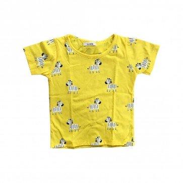 lumik-Yellow Zebra Tee Special Store-