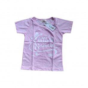 lumik-Little Mermaid Pink Tee Special Store-