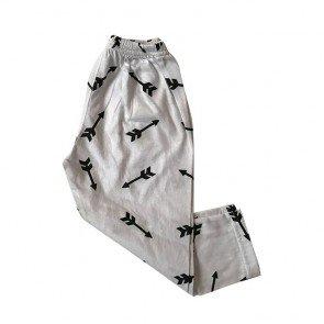 lumik-White Arrow Legging-