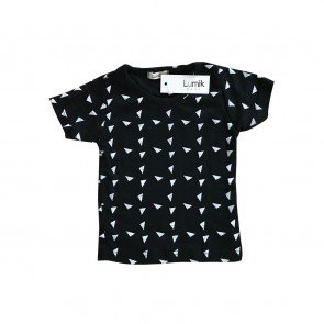 lumik-Lumik Black Pyramid Tee-