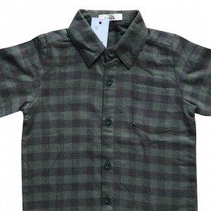 lumik-Lumik Green Longsleeve Shirt-