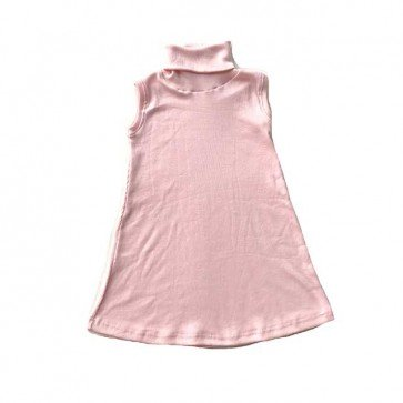 lumik-Baby Pink Turtleneck-