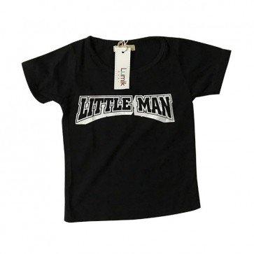 lumik-Little Man Black Tee Special Store-