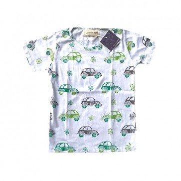 lumik-Green Car Tee Special Store-