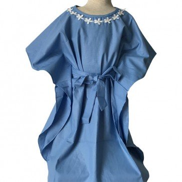 lumik-Blue Kaftan-