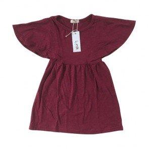 lumik-Red Formal Dress-