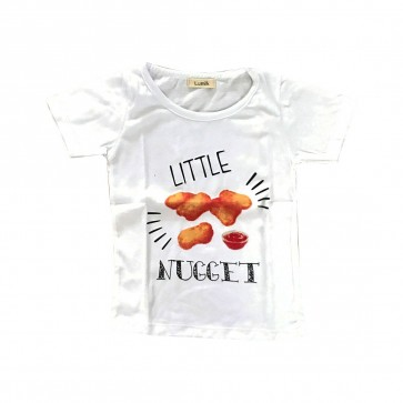 lumik-Lumik White Nugget Tee Special Store-