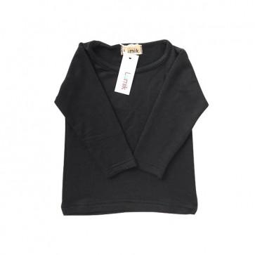 lumik-Black Long Sleeves-