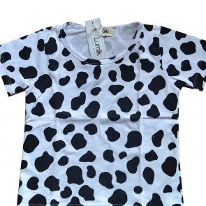 lumik-Lumik White Cow Tee Special Store-